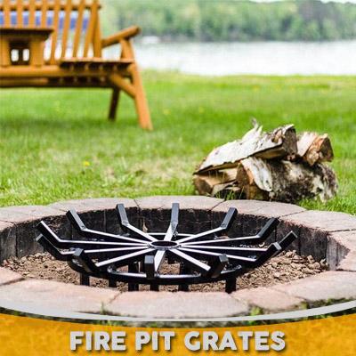 Fire Pit Grates
