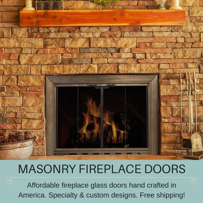 Fireplace Doors Online - Masonry Fireplace Doors