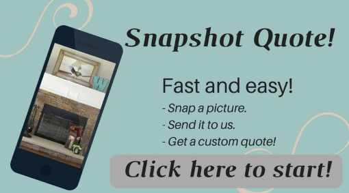 Get a quote quickly from our experts with Snapshot Quote!