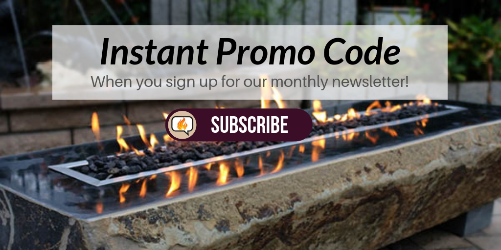 Subscribe to Our Monthly Newsletter for an instant promo code