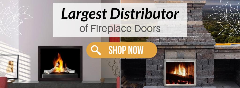 Shop Fireplace Doors