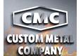 Custom Metal Company fireplace door manufacturer