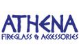 Athena Fireglass Logo