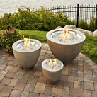 Concrete Fire Bowl Packages | Fire Pit Bowl