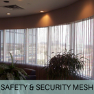 Safety Mesh and Screens Commercial Projects