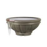 Pool Scupper Bowls
