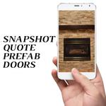 Snapshot Quote for Prefab Fireplace Doors