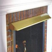 Plated Custom Fireplace Hood