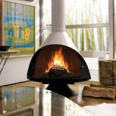 Malm Zircon Fireplace