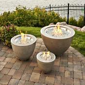 Concrete Fire Bowl Packages | Fire Pit Bowl