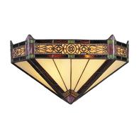 Filigree 2-Light Sconce in Aged Bronze