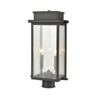 Searsport Outdoor Post Mount Light