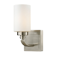 1-Light Dawson Vanity Lamp