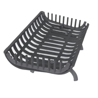 24 Inch Heavy Duty American Crafted Cast Iron Grate - 321-ML