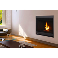Superior DRC2035 Direct Vent Gas Fireplace 35 Inch