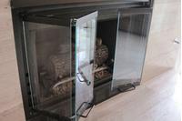 Pelham fireplace door - affordable and tasteful.