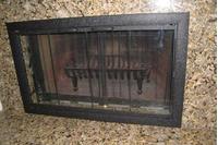 Brookfield Masonry Fireplace Door