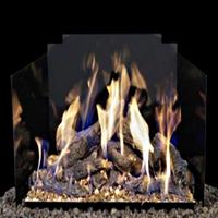 Firebacks For Gas Logs