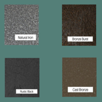 CMC, Thermo Rite, and Design Specialties Color Samples