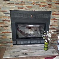 Inside Fit Prefab Fireplace Doors