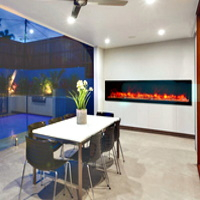 Electric Fireplaces For Outdoors And Indoors