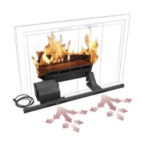 Wood Grate Heaters