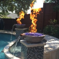 Fire and Water Bowls
