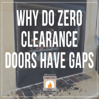 Why do ZC doors have gaps?