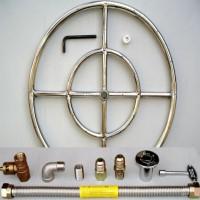 Stainless Steel Burner Rings
