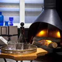 Malm Wood Burning Fireplaces