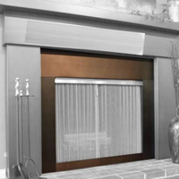 Fireplace Surround Panel