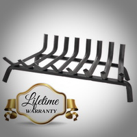 Fireplace Grates For Wood Burning Fireplaces