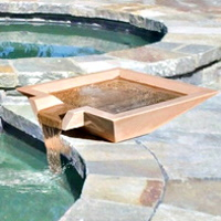 Scupper Bowls | Pool Scupper Bowls | Copper Pool Scuppers
