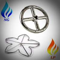 Stainless Steel Burner Rings