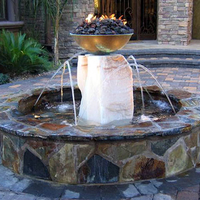 Tempe Copper Fire Bowl