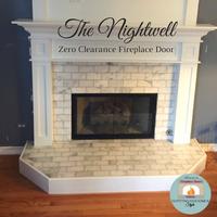 Nightwell ZC Fireplace Door
