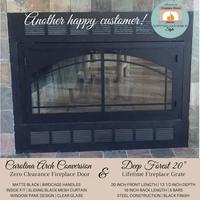 Carolina Arch Conversion ZC Door