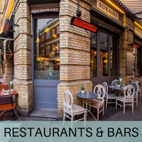 Commercial Project Ideas for Restaurants and Bars