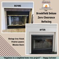 Brookfield Deluxe ZC Refacing