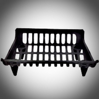 Cast Iron Fireplace Grates