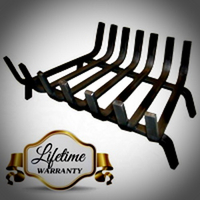 Lifetime Fireplace Grates