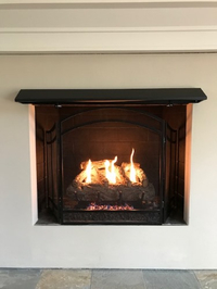 Standard Width Fireplace Hood