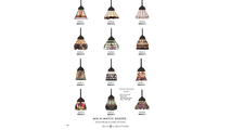 Mix-N-Match 1-Light Wall Lamp in Tiffany Bronze