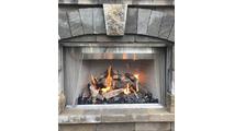 HPC Push Button Dual Step Fireplace H-Burner