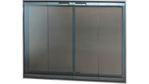 Envison Fireplace Glass Door