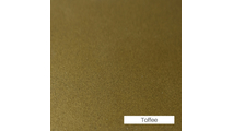 Toffee Finish Sample