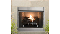 Superior VRE4242 Vent Free Firebox with Log Set