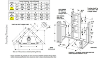 DRT4045 Framing Dimensions