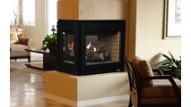 DRT35PF Direct Vent Gas Fireplace Room Setting