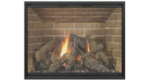 Yukon ZC Fireplace Door - Matte Black - Cabinet Doors